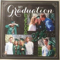 Happy Graduation Becca