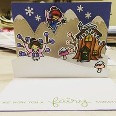 Fairy Christmas -- For Izzy and Lily