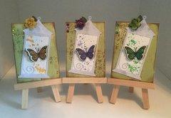 Butterfly Lanterns