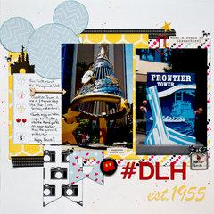 # DHL - Disneyland Hotel