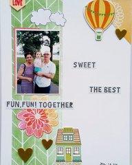 Fun, fun together!