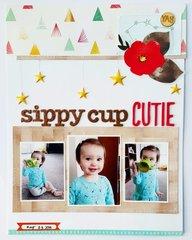 Sippy Cup Cutie