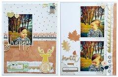 Happy Autumn Sweet Baby