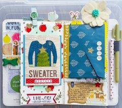 December Daily Traveler's Notebook