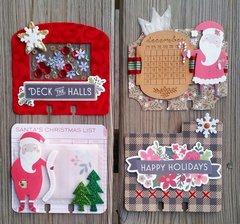 Memory Dex Christmas Cards