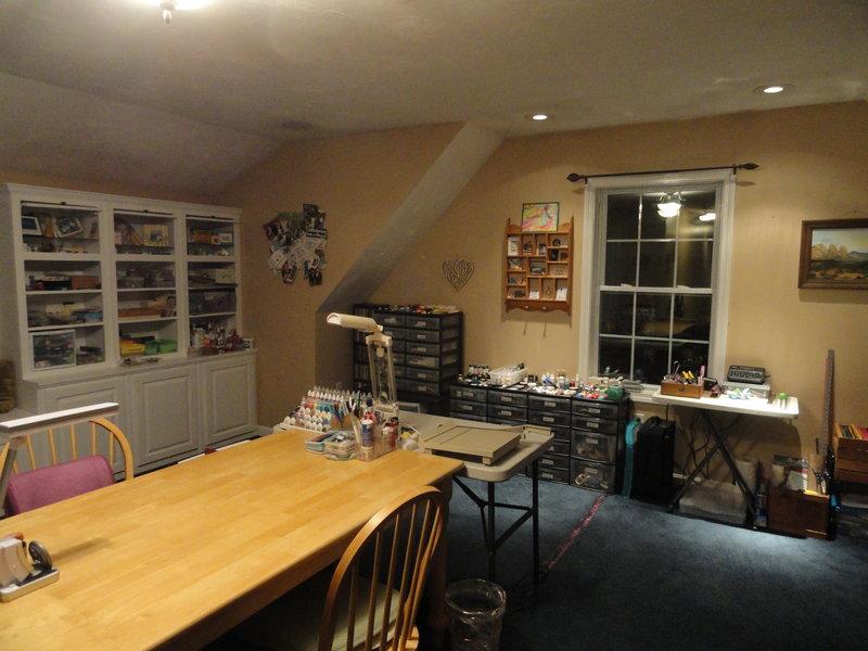 Workspace and Storage
