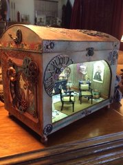Steampunk Room Box
