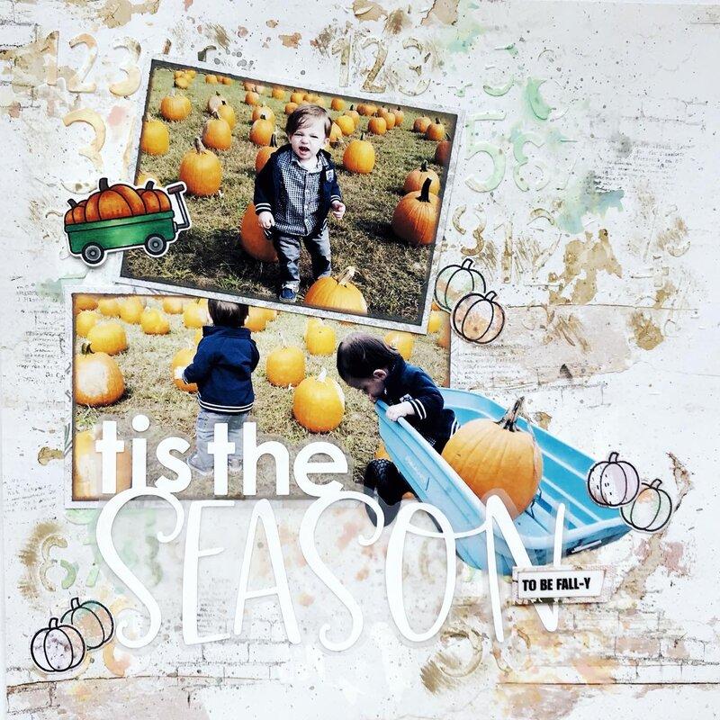 Tis the Season to be Fall-y
