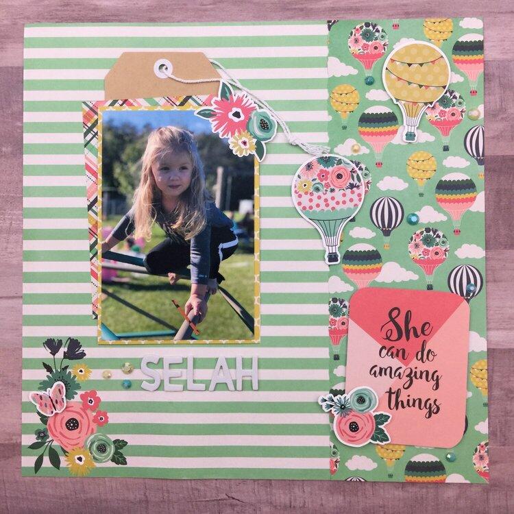 Selah - She Can Do Amazing Things