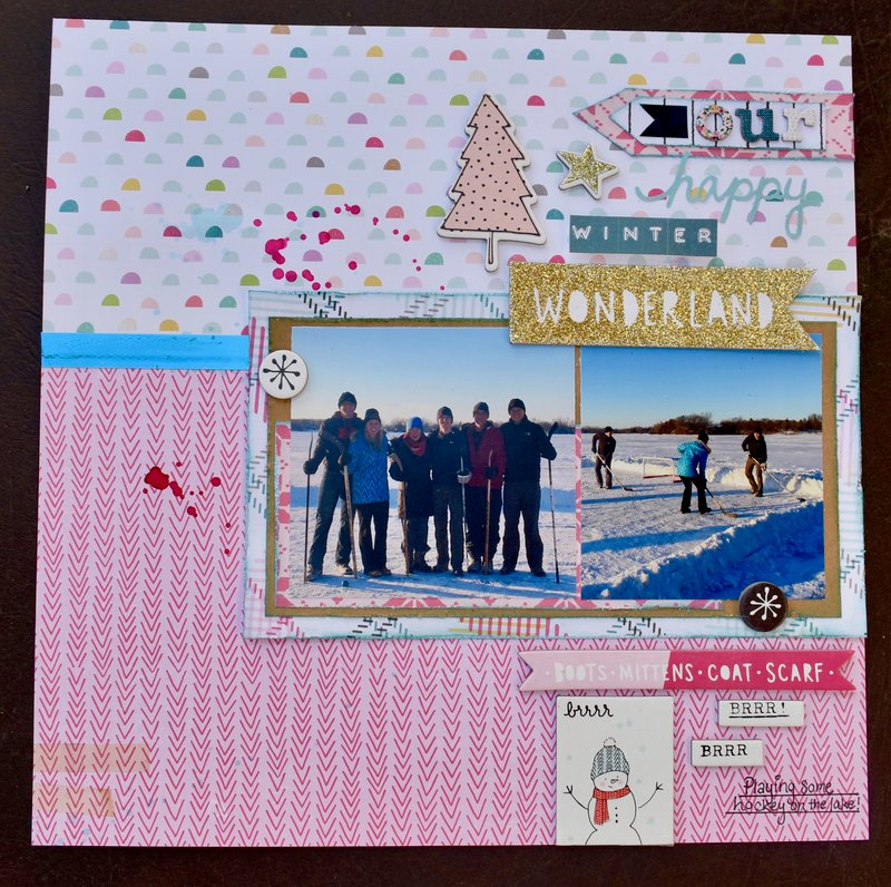 Our Happy Winter Wonderland
