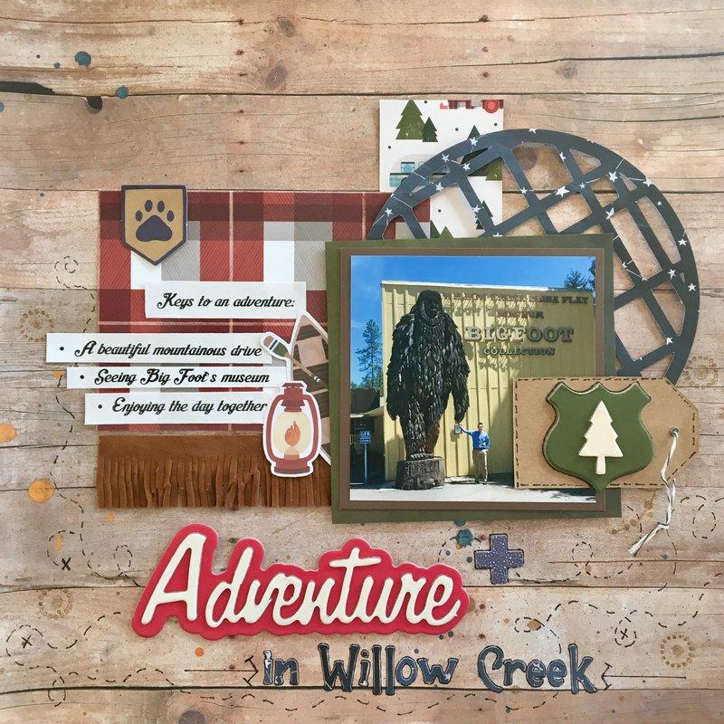 Adventure in Willow Creek