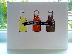 Glass Bottle Soda Lovin' Dad