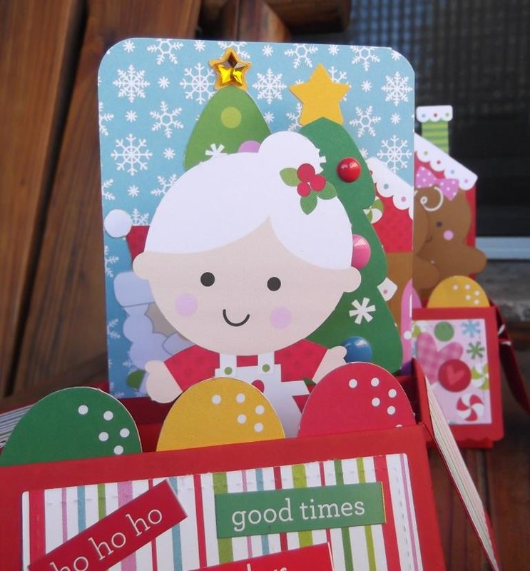 Christmas Box Cards