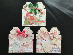 Presents Christmas cards