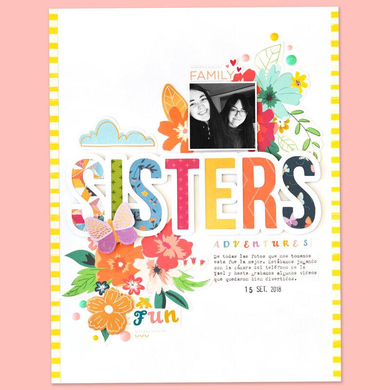 Sisters adventure
