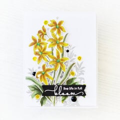 Bloom Card | ALTENEW