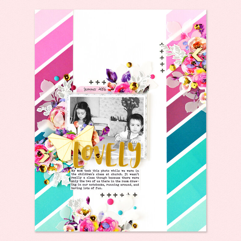 Lovely Layout | ALTENEW