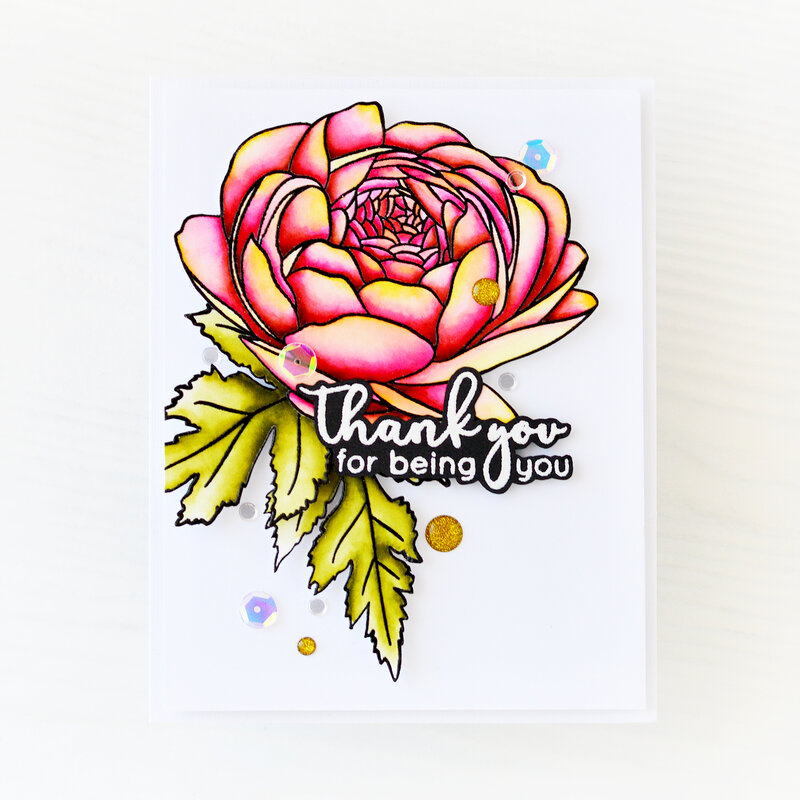 Thank You Card | ALTENEW