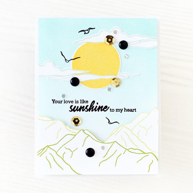 Sunshine Card | ALTENEW
