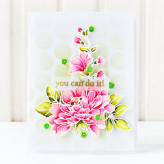 You can do it - Card | Altenew