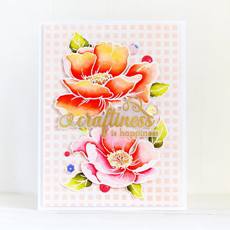 Craftiness is Happiness Card | Altnew