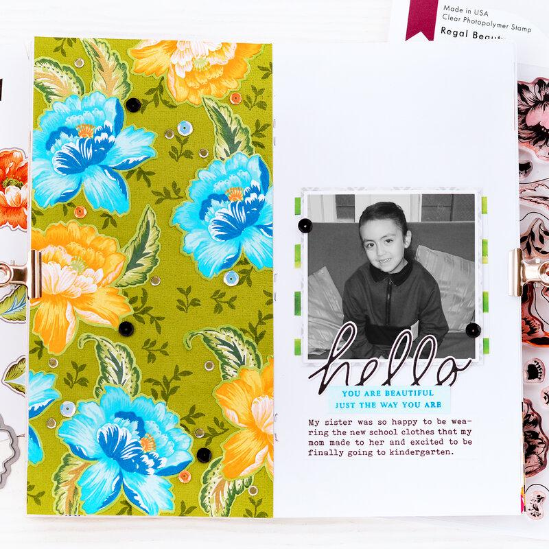 Hello Traveler's Notebook | Altenew