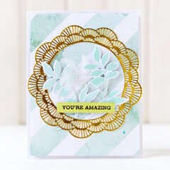 You're Amazing Card | Altenew