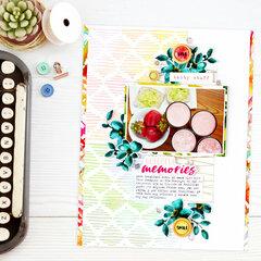 Colorful Memories Altenew