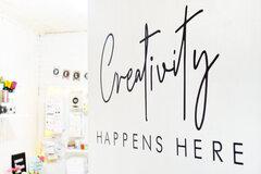 Maryam Perez Craft Room using Altenew Decals