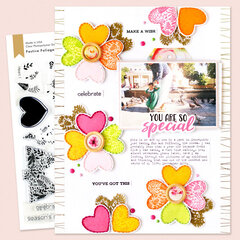 You are so special - Layout | Altenew