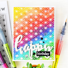 Happy Birthday Card | Altenew