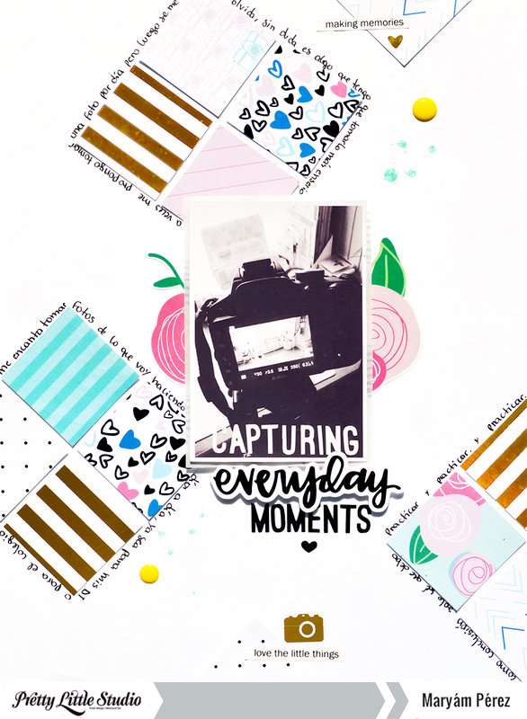 Capturing everyday moments