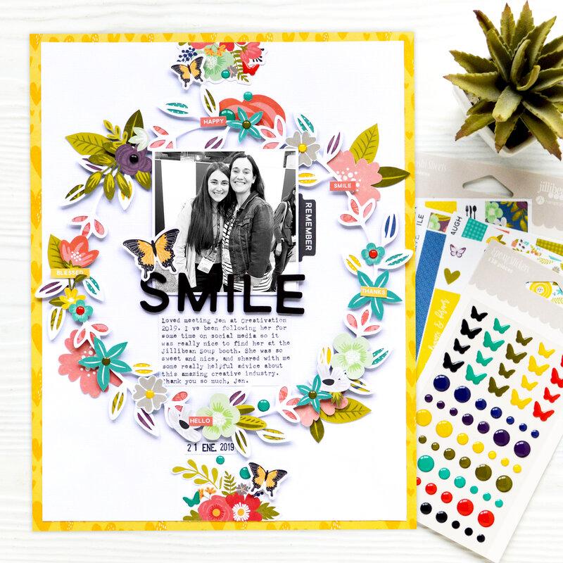 Smile - Jillibean Soup