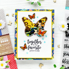 Together is my favorite Card | Jillibean Soup
