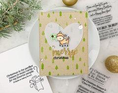Cute Merry Christmas Card
