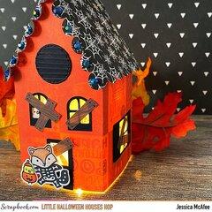 Little Lawn Fawn Halloween House
