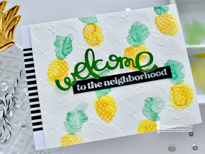 Welcome (pineapple)
