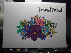 Dearest Friend Card