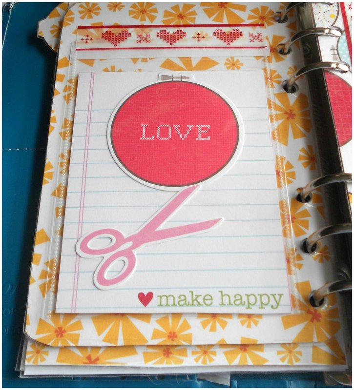 How to Decorate Your Planner in February With Love