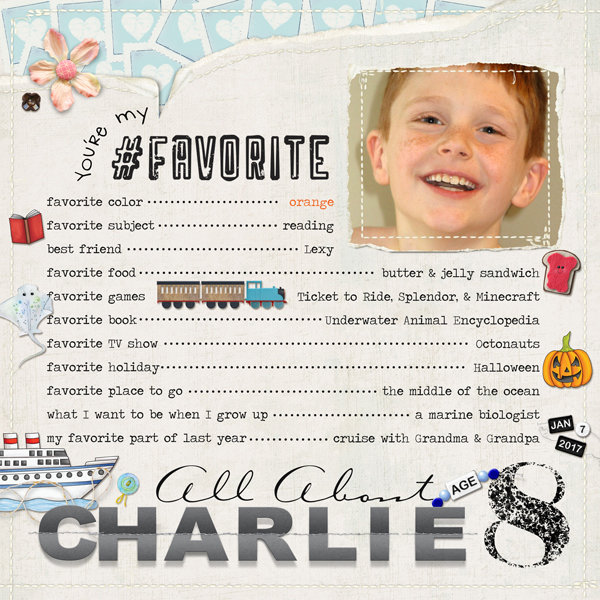 All About Charlie