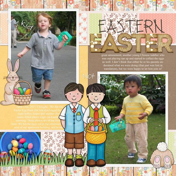 Eastern Easter