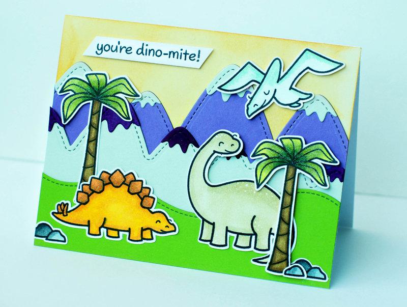 Feeling Dino-mite