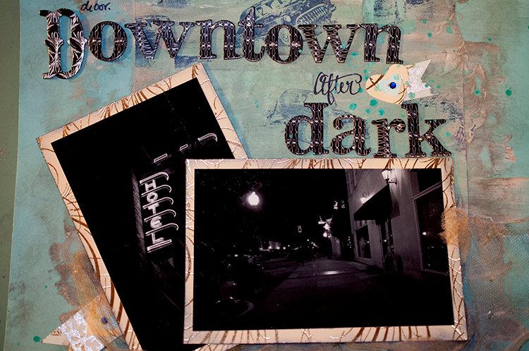 Downtown After Dark