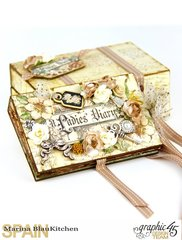A Ladies' Diary Box and mini Album
