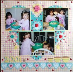 My Cooks 2001