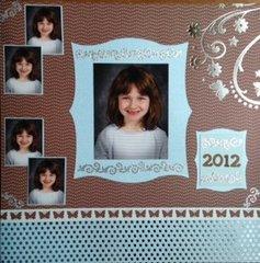 Erika School Pic 2012