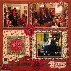 Christmas 2012 (left page)