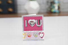 Valentine's Day Tiny Card!