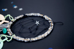 Moonlight Dreamcatcher with Umbrella Crafts