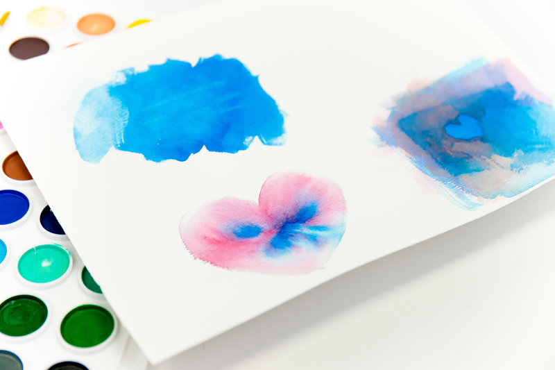 Lesson 3 - Essential and Easy Watercolor Techniques for Beginners